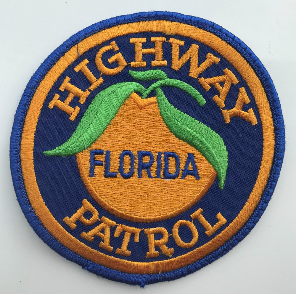 A Gift From a Florida Highway Patrol Officer after I prayed